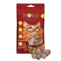 Заказать Molina Mix / Лакомство для кошек Лакомство Рыба Водоросли Дичь по цене 80 руб