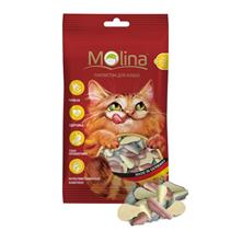 Заказать Molina Mix / Лакомство для кошек Лакомство Мышки 42г по цене 90 руб
