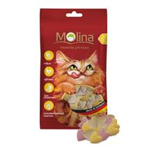Заказать Molina Mix / Лакомство для кошек Лакомство Сердечки по цене 80 руб