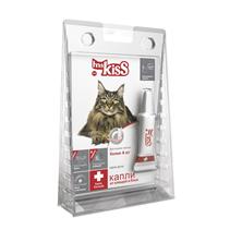 Заказать ms KisS / Капли От Клещей и Блох для кошек весом более 4 кг по цене 150 руб