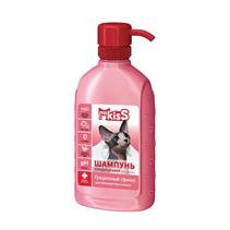 ms KisS / Шампунь-кондиционер Мисс Кисс для Бесшерстных кошек Грациозный сфинкс