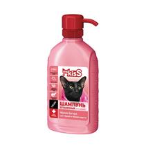 Заказать ms KisS / Шампунь Оттеночный для кошек с Черной и Темной шерстью Черная Багира по цене 180 руб