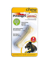 Petstages Chick-A-Bone / Игрушка Петстейджес для собак Косточка с ароматом Курицы