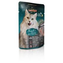Заказать Leonardo Fisch & Shrimps / Паучи для кошек Рыба с креветками Цена за упаковку по цене 1700 руб