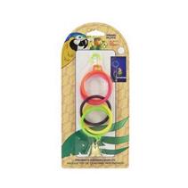 Penn Plax / Игрушка Пен Плакс для птиц Олимпийские кольца