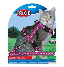 Nobby / Набор Шлейка с Поводком для кошек Nobby Нейлон