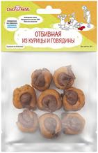 Заказать Dog Fest / Лакомство для собак Отбивная из курицы и говядины по цене 110 руб