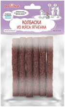 Заказать Dog Fest / Лакомство для собак Колбаски из мяса Ягненка по цене 90 руб