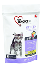1st Choice Kitten / Сухой корм Фёст Чойс для Котят Здоровый Старт Цыпленок
