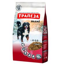 Трапеза Maxi / Сухой корм для взрослых собак Крупных пород