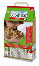 Заказать Cats Best Oko Plus / Наполнитель для кошачьего туалета Древесный комкующийся по цене 790 руб