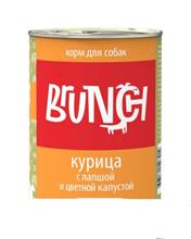 Заказать Brunch / Консервы для собак Курица с лапшой и цветной капустой Цена за упаковку по цене 1070 руб