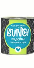 Заказать Brunch / Консервы для кошек Индейка с рисом и морковью Цена за упаковку по цене 830 руб
