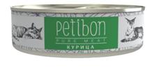Заказать Petibon 100% Meat / Консервы Петибон для собак Курица в желе Цена за упаковку по цене 1170 руб
