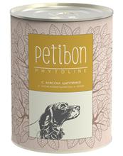 Заказать Petibon Phytoline / Консервы Петибон для собак с мясом Цыпленка Цена за упаковку по цене 1380 руб
