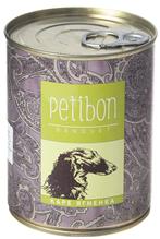 Заказать Petibon Banquet / Консервированное лакомство Петибон для щенков и собак Каре ягненка Цена за упаковку по цене 2100 руб