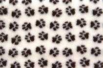 Заказать ProFleece Коврик для животных Меховой многофункциональный Сливки / шоколад по цене 2600 руб
