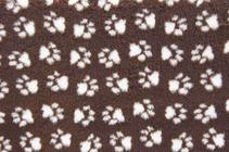 ProFleece Коврик для животных Меховой многофункциональный Шоколад / крем