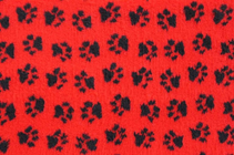 Заказать ProFleece Коврик для животных Меховой многофункциональный Красный / черный по цене 2600 руб