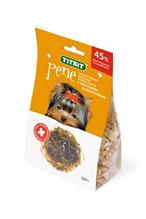 Titbit Pene / Мясное печенье Титбит для собак Мелких пород с Морскими водорослями для Дрессуры