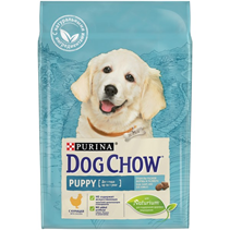 Purina Dog Chow Puppy Chicken / Сухой корм Пурина Дог Чау для Щенков в возрасте до 1 года Курица