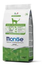 Заказать Monge Cat Adult Monoprotein / Сухой корм Монопротеиновый для взрослых кошек Кролик по цене 1239 руб