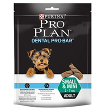 Purina Pro Plan Dental Pro Bar / Лакомство Пурина Про План Дентал Про Бар снеки для поддержания здоровья полости рта для собак Мелких пород