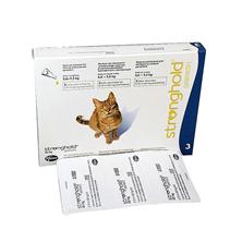 Zoetis Stronghold / Капли Стронгхолд Инсектоакарицидные для кошек 6% 45мг