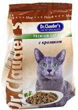 Заказать Dr Clauder / Кролик Сухой корм для кошек по цене 80 руб