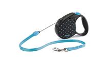 Flexi Color S / рулетка для собак весом до 12 кг Трос 5 м