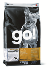 Заказать GO! Sensitivity + Shine LID Duck Recipe Grain Free Potato Free / Сухой Беззерновой корм для Щенков и собак с Чувствительным пищеварением свежая Утка по цене 1690 руб