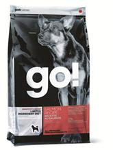 Заказать GO! NATURAL holistic Sensitivity + Shine LID Salmon Recipe Grain Free Potato Free / Сухой Беззерновой корм для Щенков и собак с Чувствительным пищеварением Лосось по цене 230 руб