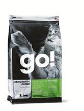 Заказать GO! NATURAL holistic Sensitivity + Shine Grain Free Freshwater Trout&Salmon Recipe / Сухой Беззерновой корм для Котят и кошек с Чувствительным пищеварением Форель Лосось по цене 1690 руб