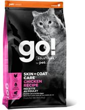GO! Skin + Coat Care Chicken Recipe / Сухой корм Гоу для Котят и кошек Цельная Курица Фрукты Овощи