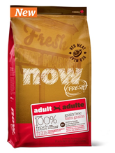 NOW Natural holistic Fresh Grain Free Red Meat Adult Recipe DF 24 / 16 / Сухой корм Нау Фреш Беззерновой для взрослых собак Ягненок