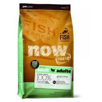 NOW Natural holistic Fresh Small Breed Recipe Fish Grain Free 27 / 17 / Сухой корм Нау Фреш Беззерновой для собак Мелких пород Всех возрастов Форель Лосось Овощи