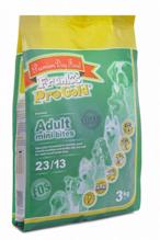 Заказать Franks ProGold Adult Mini Bites 23 / 13 Сухой корм для собак Мелких пород Куриное барбекю по цене 970 руб