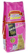 Franks ProGold Sensitive 32 / 18 Lamb / Сухой корм Фрэнкс ПроГолд для кошек с Чувствительным пищеварением Ягненок по-голландски