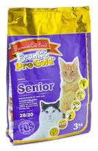 Franks ProGold Senior 28 / 20 / Сухой корм Фрэнкс ПроГолд для Пожилых кошек