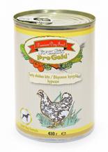 """Franks ProGold Tasty chicken bits Adult Dog Recipe / Консервы Фрэнкс ПроГолд для собак """"Вкусные кусочки Курицы"""" (цена за упаковку)"""