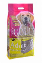 NERO GOLD super premium Adult Maintenance / Сухой корм Неро Голд для взрослых собак Контроль веса