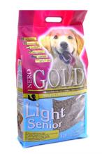 NERO GOLD super premium Senior / Light / Сухой корм Неро Голд для Пожилых собак Индейка и рис