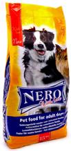 NERO GOLD super premium Nero Croc Economy with Love / Сухой корм Неро Голд для собак Мясной коктейль