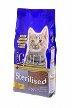 NERO GOLD super premium Sterilized / Сухой корм Неро Голд для Стерилизованных кошек Профилактика МКБ