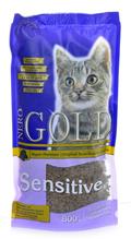 NERO GOLD super premium Adult Sensitive Ягненок / Сухой корм Неро Голд для кошек с Чувствительным пищеварением Ягненок