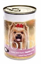 Заказать NERO GOLD Turkey andDuck / Консервы для собак Индейка и утка Цена за упаковку по цене 2080 руб