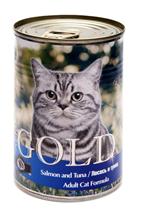 Заказать NERO GOLD Salmon andTuna / Консервы для кошек Лосось и тунец Цена за упаковку по цене 2496 руб