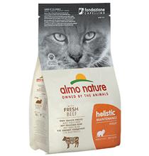 Almo Nature Holistic Adult Cat Beef and Rice / Сухой корм Алмо Натюр Холистик для взрослых кошек Говядина и коричневый рис
