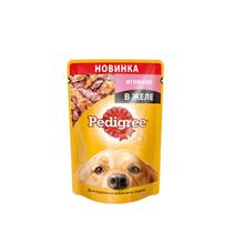 Заказать Pedigree / Паучи для взрослых собак Ягненок в желе Цена за упаковку по цене 470 руб