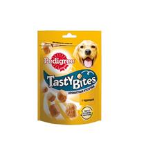Pedigree Tasty Bites / Лакомство Педигри для собак Ароматные кусочки с Курицей